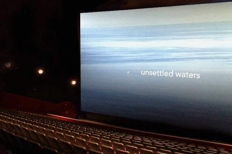 Gwen MacGregor: unsettled waters